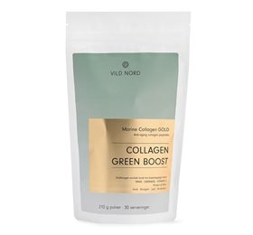 Marine Collagen Green Boost 210g, VILD NORD